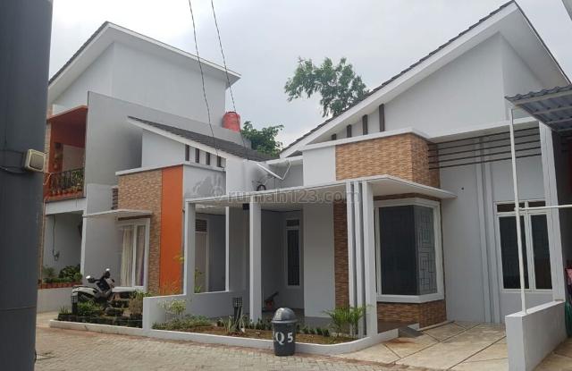 Rumah Kota Bekasi Timur KPR Tanpa BI Checking Akses Dua Pintu Tol, Pedurenan, Bekasi