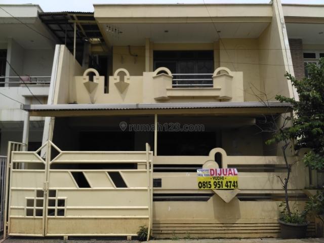 Rumah 2 tingkat, Green garden, Jakarta Barat