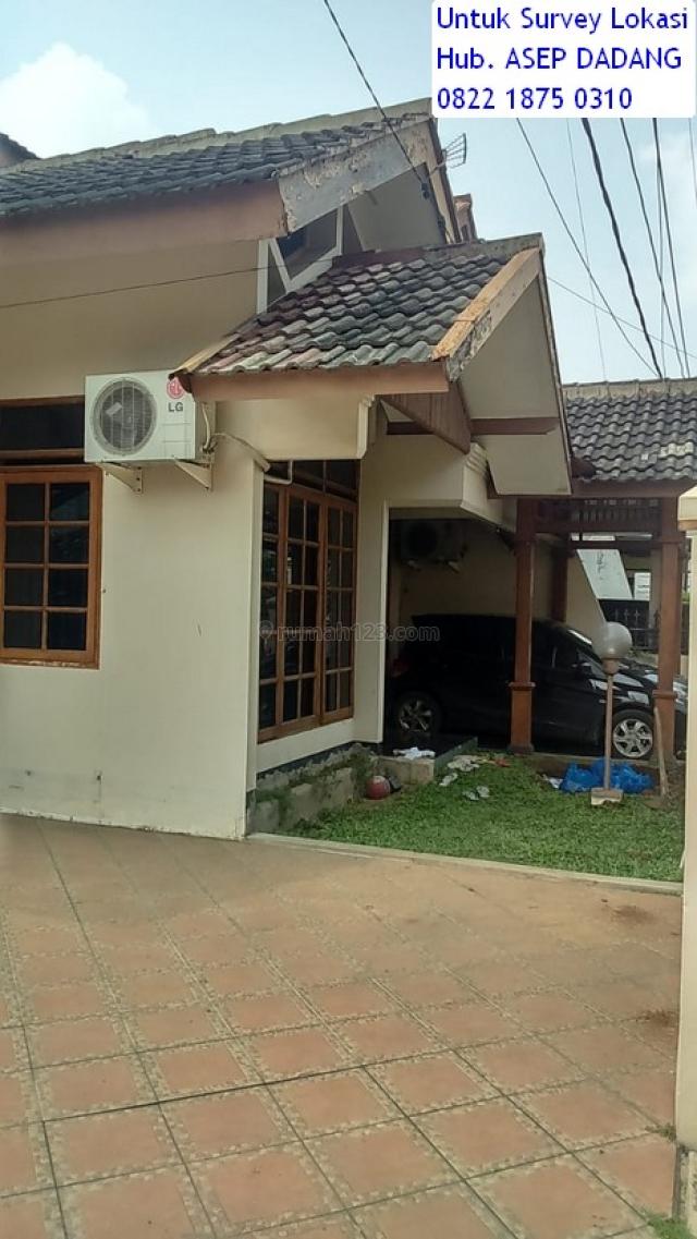 Rumah Tanah Luas Sanggar Hurip Dekat Rumah Sakit Al Islam   0, Buah Batu, Bandung