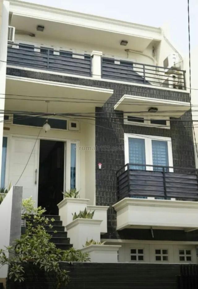 Kelapa Gading Rumah Cantik 3 Lantai di Jakarta Utara, Kelapa Gading, Jakarta Utara