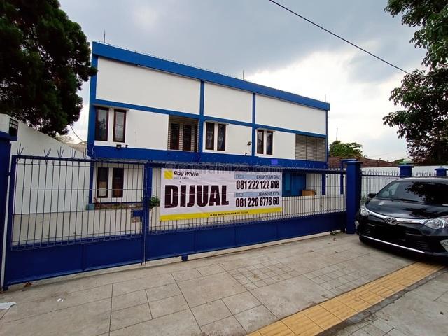 Gedung Cocok Untuk Kantor, Gudang Atau Sekolah Di Rajawali Barat, Garuda, Bandung