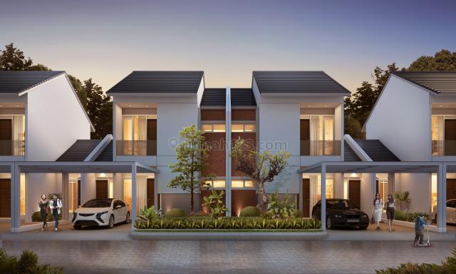 Rumah Bandung 2 Lantai di Perumahan Grand Sharon Residence Bandung, Soekarno Hatta, Bandung