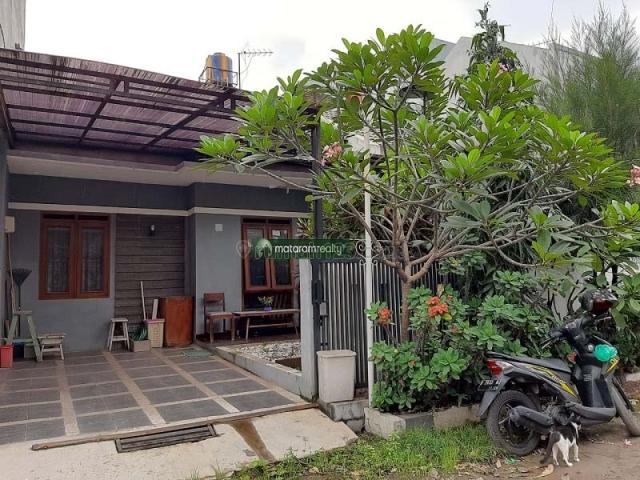 Rumah 1 Lantai Di Komplek Sinergi Antapani Siap Huni, Antapani, Bandung