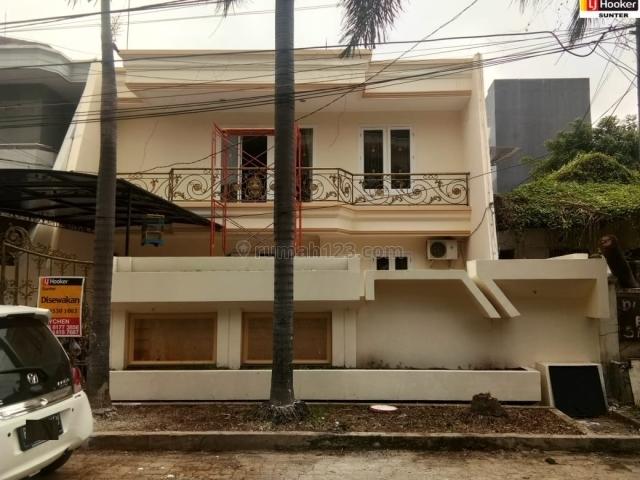 Rumah Semifurnished Bisma, Sunter, Jakarta Utara