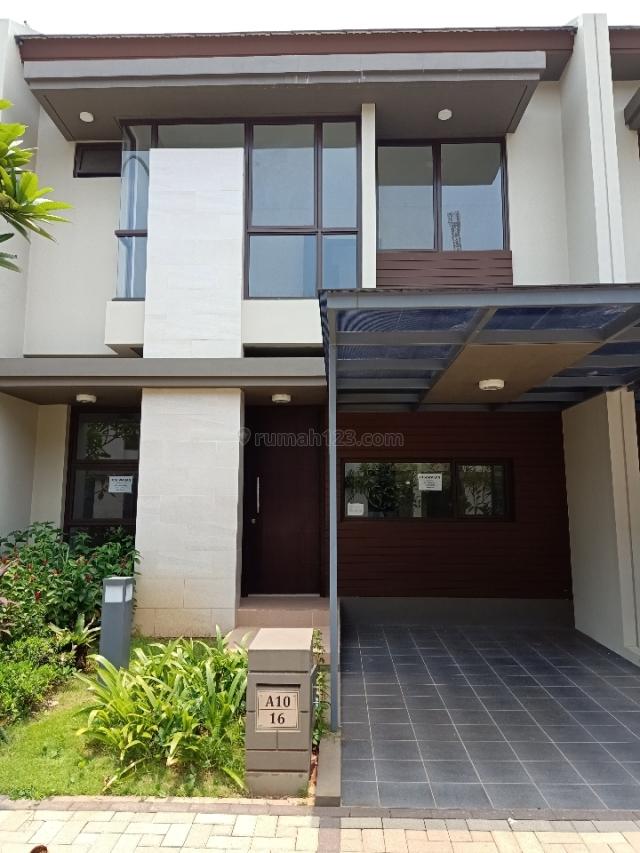 Rumah cantik baru siap huni, BSD City, Tangerang