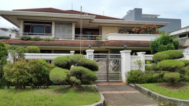 Rumah hadap selatan, 25 x 30, taman di Ancol Timur, Ancol, Jakarta Utara