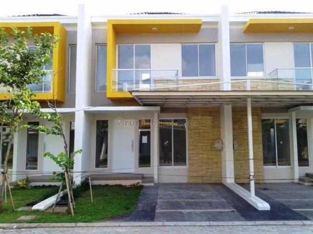 Rumah Bagus Cluster Australia Siap Huni di Green Lake City, Jakarta Barat dekat dengan Duri Kosambi, dekat dengan stasiun kalideres, Green Lake City, Jakarta Barat