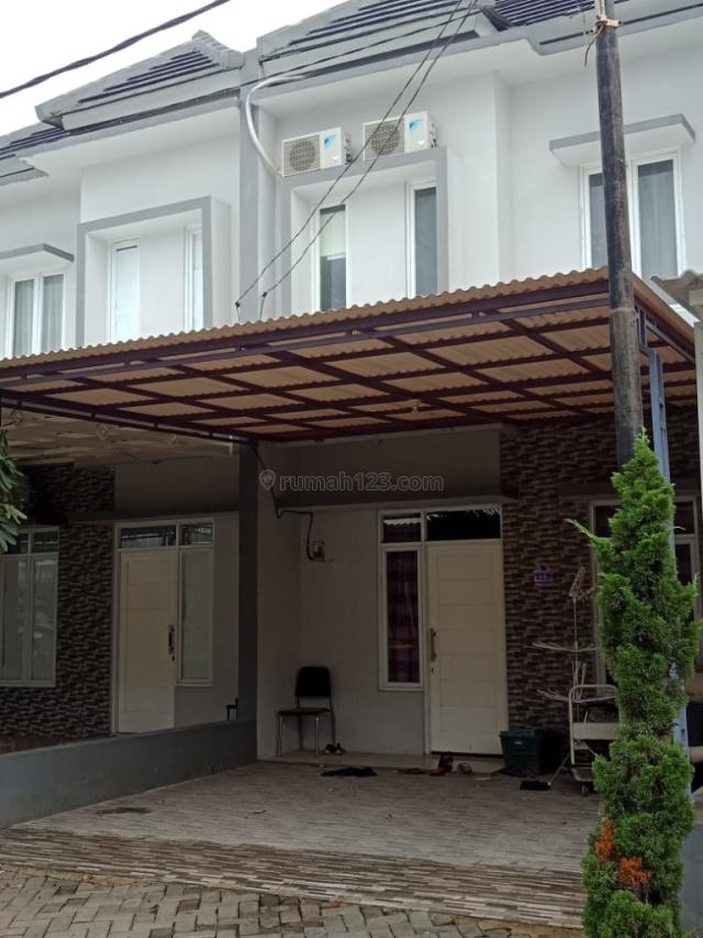 Cluster Murah 2 lantai BEBAS BANJIR  || Adipati Residence Bintaro, Bintaro, Tangerang