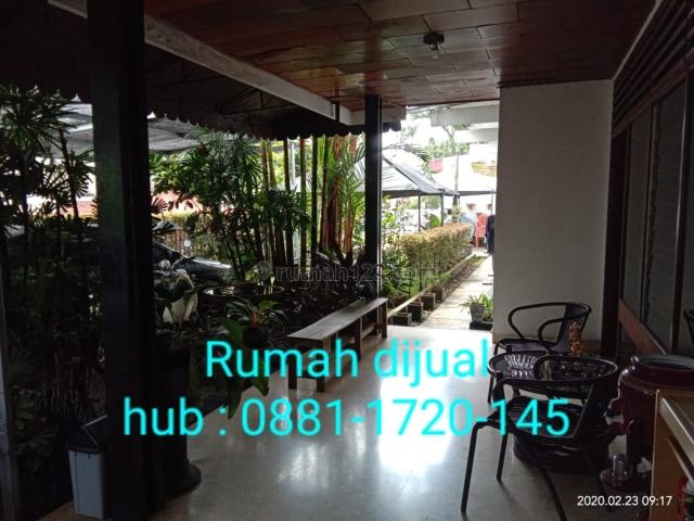Rumah asri siap huni di kota bogor, Kedung Halang, Bogor