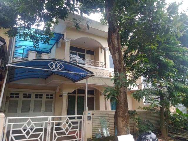 Cluster Taman Golf Rumah Minimalis Strategis Nyaman Dihuni, Modernland, Tangerang