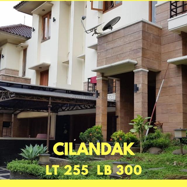 Rumah Dalam Cluster di Cilandak, Cilandak, Jakarta Selatan