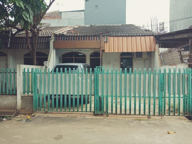 RUMAH STANDARD JANUR KUNING UKU 6X17 LOKASI STRATEGIS HADAP UTARA JALAN 2 MOBIL HARGA BAGUS JARANG ADA, Kelapa Gading, Jakarta Utara