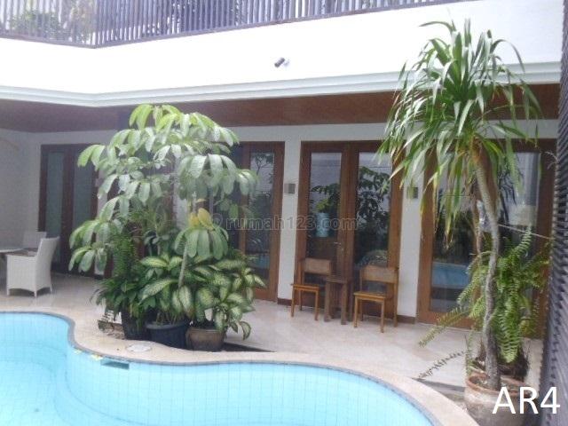 Cozy House with Double Storey Building at Pondok Indah Area –AR4, Pondok Indah, Jakarta Selatan
