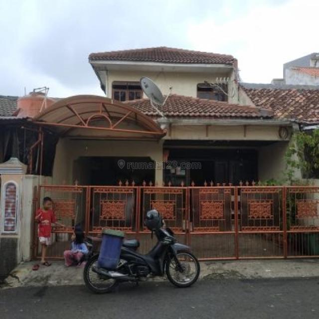 Rumah Kebon Kacang Harga Miring Dekat RSUD Tanah Abang, Kebon Kacang, Jakarta Pusat