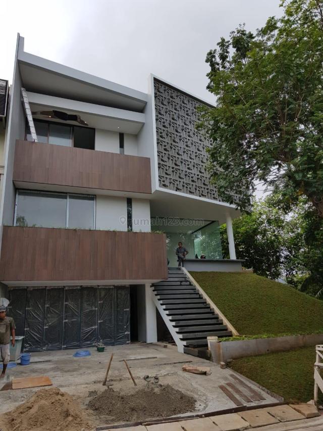 rumah brand new hoek Pantai Indah Kapuk Kenari Golf BGM View Danau, Pantai Indah Kapuk, Jakarta Utara