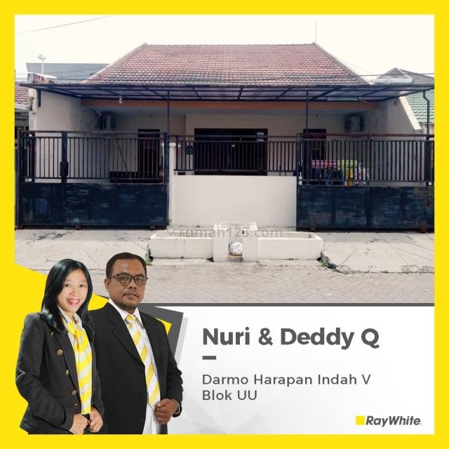 Rumah Baru Renov, Bagus di Darmo Harapan Indah V, Tandes, Surabaya