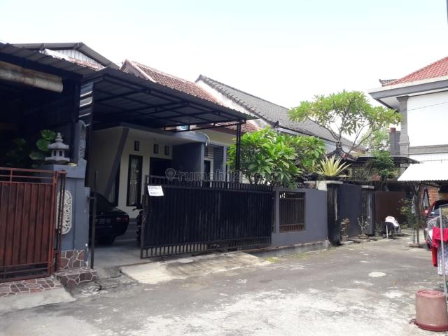 Rumah minimalis 1 lantai di area Gatsu barat, Gatot Subroto, Denpasar