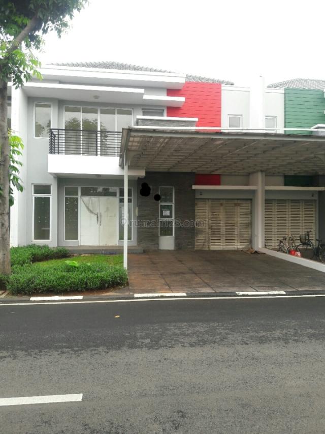 rumah green lake city, Green Lake City, Jakarta Barat
