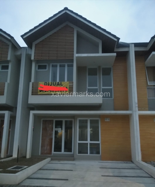 Rumah Baru Raya Ema Panongan Tangerang Banten, Panongan, Tangerang