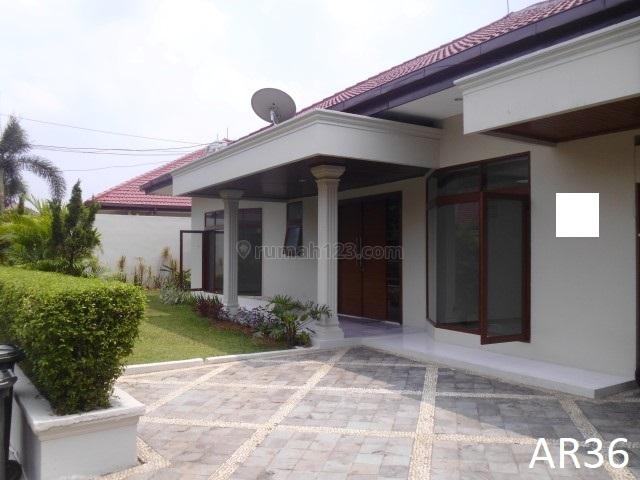 Beautiful Compound House at Cipete Area –AR36, Cipete, Jakarta Selatan