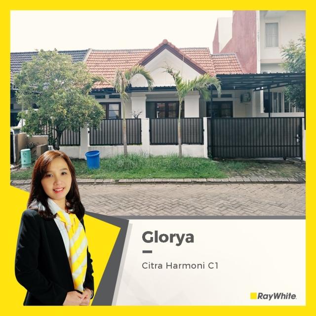 Rumah di Citra Harmoni C1, Sidoarjo, bisa KPR, Taman, Sidoarjo