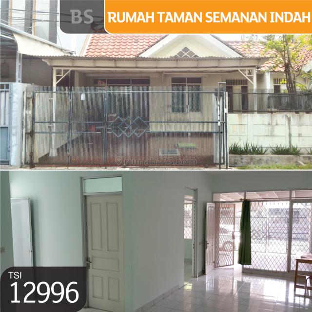 Rumah Taman Semanan Indah, Jakarta Barat, 8x15m, 1½ Lt, SHM, Cengkareng, Jakarta Barat