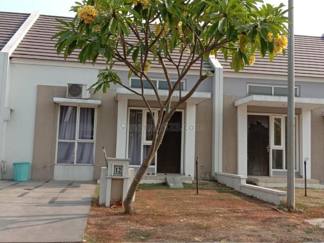 Rumah siap huni di Suvarna Sutera Cikupa, Cikupa, Tangerang