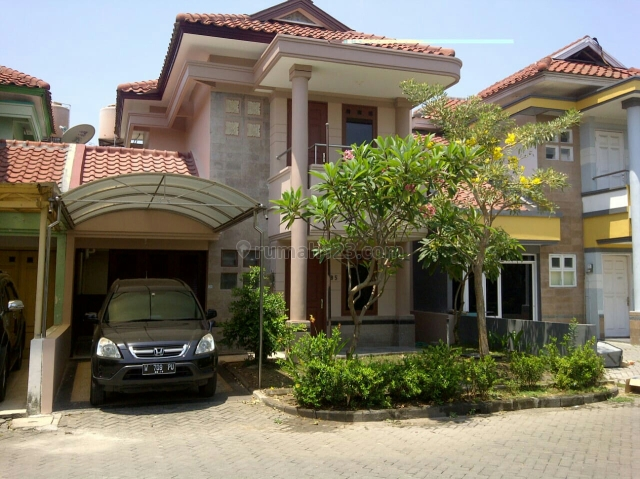 rumah cocok u kantor / pribadi lokasi strategis di waru, Unimas Garden Waru , Sidoarjo