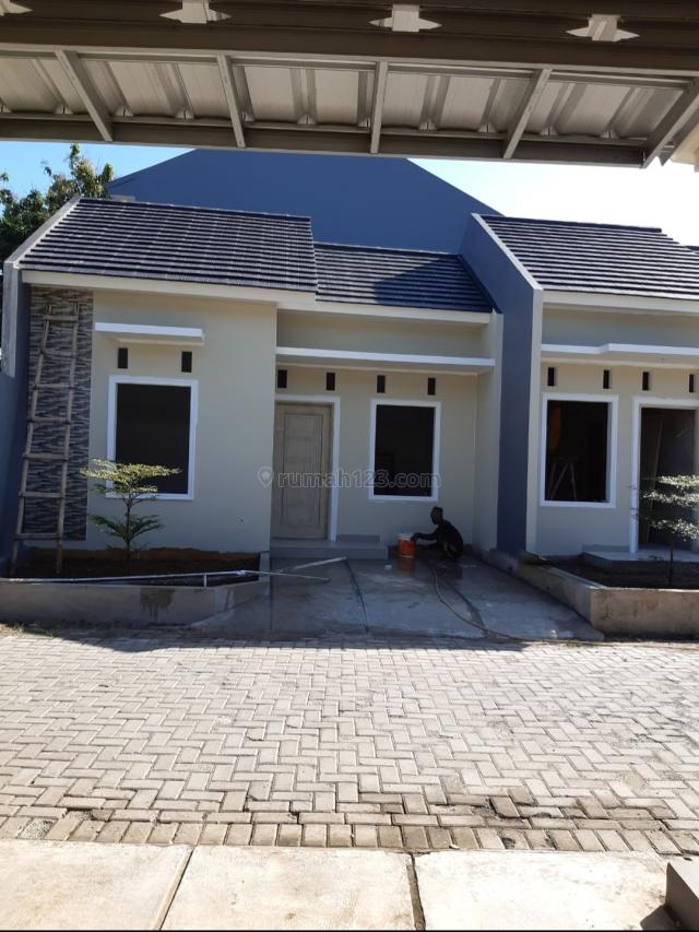Rumah dijual 1 lantai, 2 kamar hos6418765   rumah123.com
