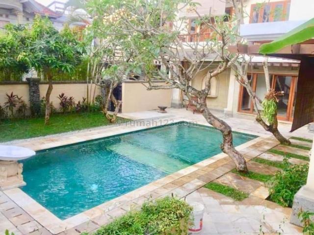 Villa Lokasi Strategis Canggu (Rr.Wo), Semer, Badung