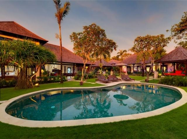 Exotiq Villa di Pantai Berawa Canggu Bali, Canggu, Badung
