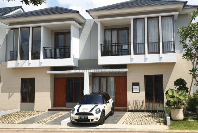 Biarritz Premier Jatiwarna Bekasi Rumah Mewah Full Fasilitas Free Canopy Dan AJB, Jatiwarna, Bekasi