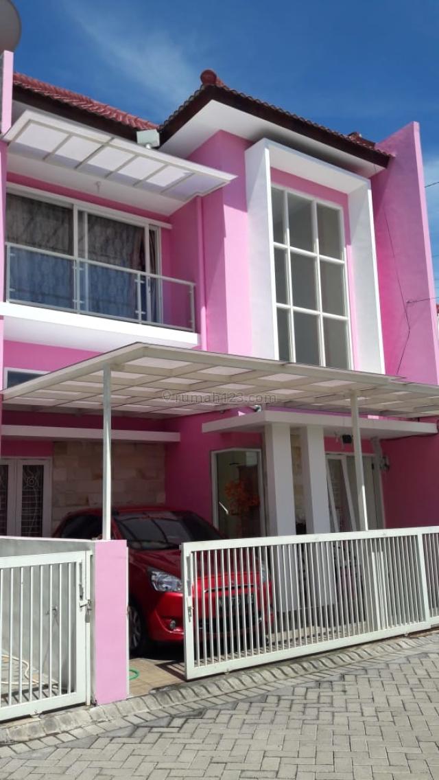 Rumah dijual 2 lantai, 3 kamar hos6429791 | rumah123.com