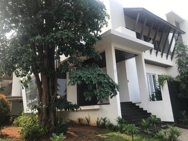 DiJual Rumah Hoek Cantik Elang Laut Residence, Penjaringan, Jakarta Utara