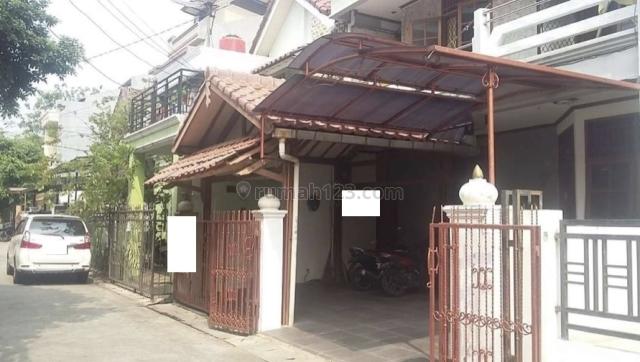 Rumah Bagus Jalan 2 Mobil di Walikota Gading , Bisa Nego, Kelapa Gading, Jakarta Utara