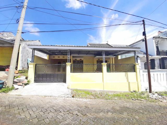 [U-Nic] Rumah Baru Murah Siap Huni Area Tlogomas, Lingkungan Cluster, Tlogomas, Malang
