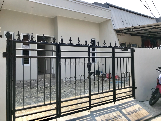 Rumah dijual 2 lantai, 2 kamar hos6440963 | rumah123.com