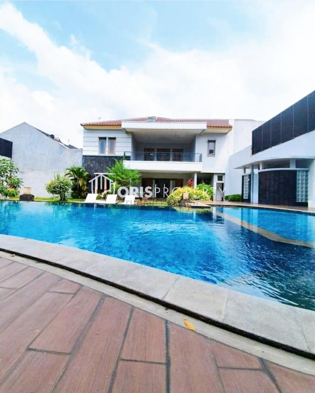 RUMAH MEGAH CIPETE - T/B (985/680), Cipete, Jakarta Selatan