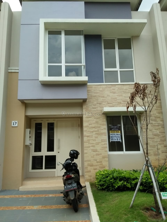 Rumah 2 lantai di Cluster Tesla  Gading Serpong, Gading Serpong, Tangerang