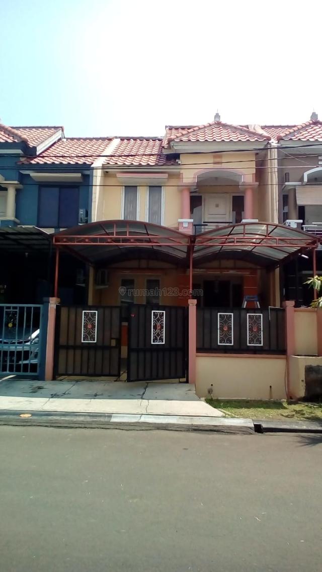 Rumah Cluster Harga Menarik Di Harapan Indah II (12343) FD, Harapan Indah, Bekasi