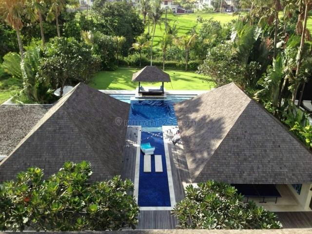 Villa Luxury super murah siap Huni Di pantai echo Beach Canggu Badung Bali, Canggu, Badung
