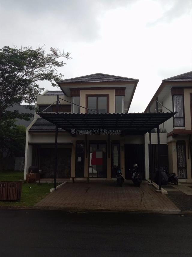 Rumah The Avani Cluster Ananta, Semi Furnish, BSD_ep, BSD, Tangerang