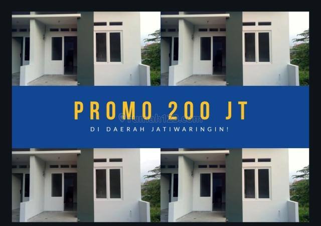 Sisa 1 stok 200 jt an, Pondok Gede, Bekasi
