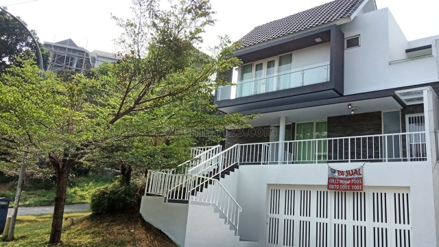 Rumah Siap Huni, Posisi Hook, Tipe Minimalis 2 Lantai Kawasan Exclusive Sentul City, Bogor, Sentul City, Bogor