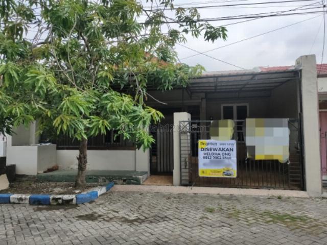 RUMAH PONDOK CANDRA SIAP HUNI DEKAT CLUBHOUSE DAN MURAH, Pondok Tjandra, Sidoarjo