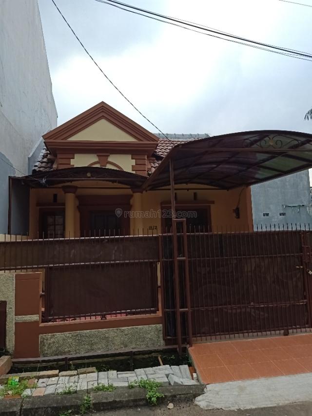Rumah cantik siap huni, BSD Nusaloka, Tangerang