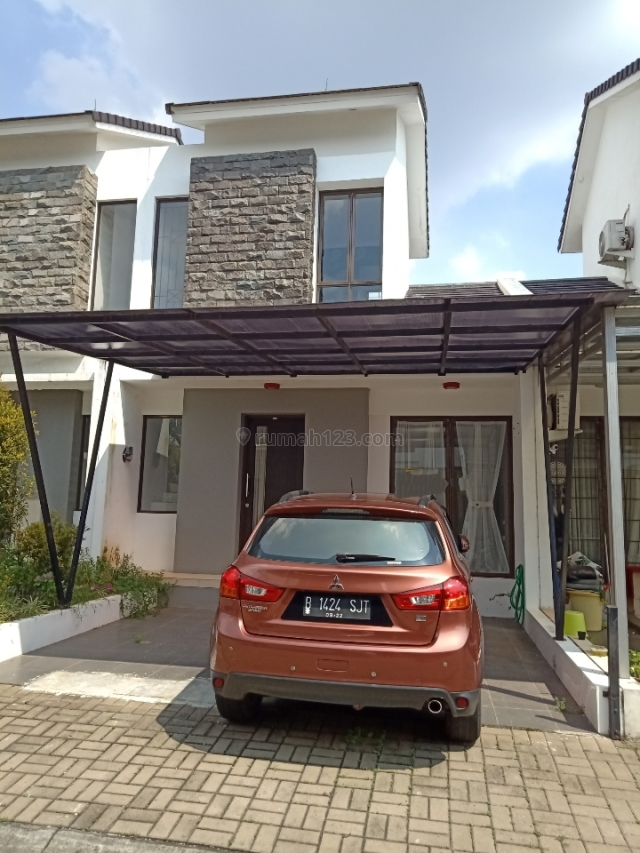 Rumah Hunian Viola Residence Graha Raya, Graha Raya, Tangerang