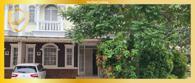 Rumah pojokan 13x15, sudah renov + ac + water heater, rapi nyaman di green lake city, cluster west europe, Green Lake City, Jakarta Barat