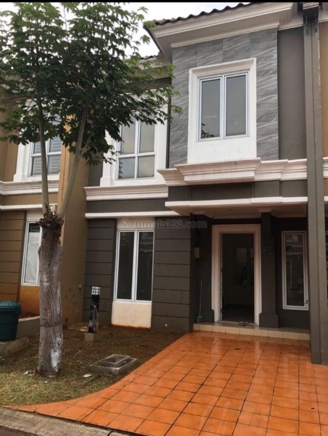 Rumah cantik siap huni, Gading Serpong, Tangerang