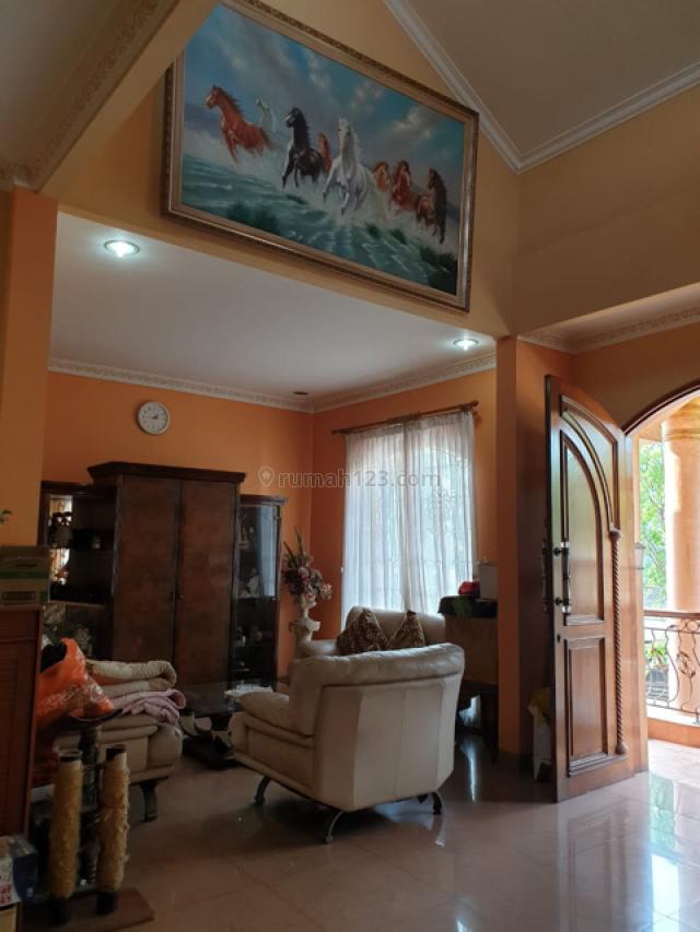 Rumah Sunter jalan lebar 3 mobil, Sunter, Jakarta Utara